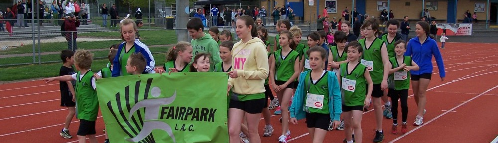 Fairpark Little Athletics Club